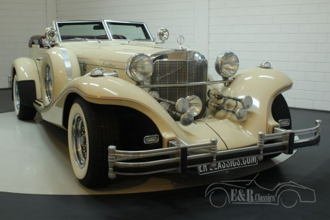 Excalibur Phaeton Series IV 1984 for sale