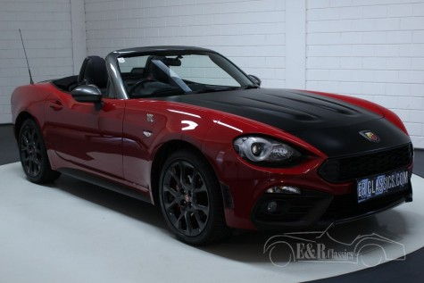 Fiat 124 Spider Abarth 2017 for sale