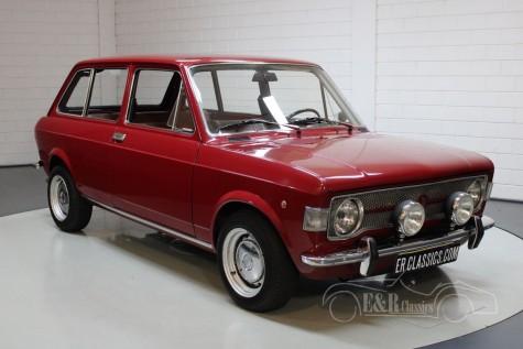 פיאט 128 פמיליאלה 1972 למכירה