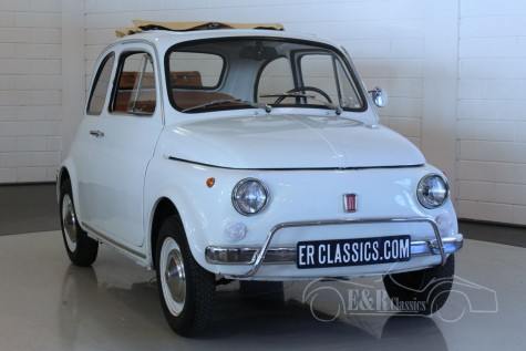 Fiat 500 L 1972 for sale