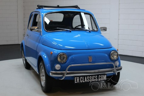 Fiat 500L 1972 for sale