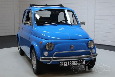 Fiat 500L 1972 till salu