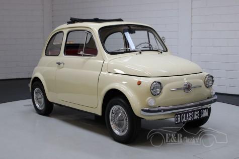 Fiat 500F na prodej
