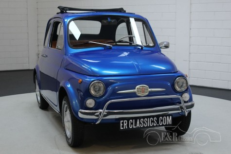 Fiat 500 L 1968 for sale