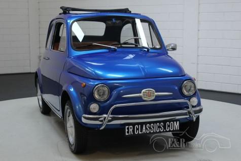 פיאט 500 L 1968 למכירה