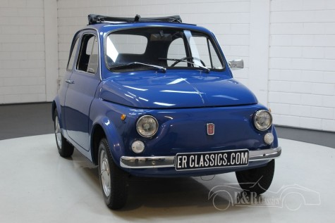 Fiat 500 L 1970 venda