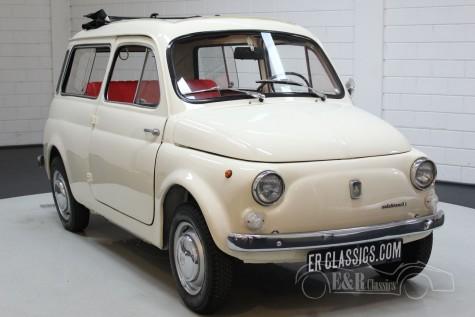 Predaj Fiat 500 Autobianchi Giardiniera 1969