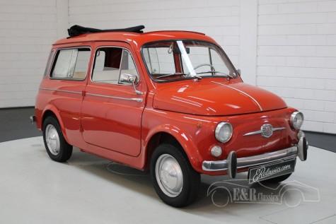 Fiat Giardiniera Bianchina 1963 na prodej