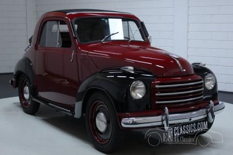 פיאט 500c טופולינו 1951 למכירה