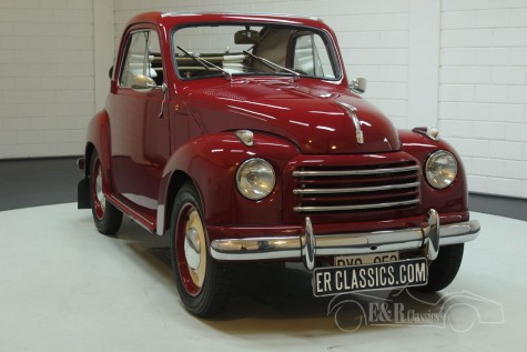 Fiat 500 C Topolino 1952 for sale