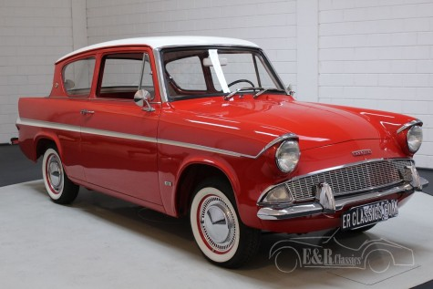 Ford Anglia Sportsman 1964 till salu