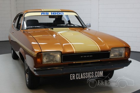 Ford Capri 1600 MKII 1974 for sale