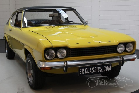 Ford Capri MK1 1600 GT 1974 for sale