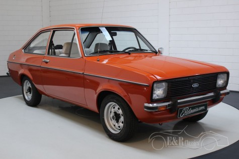 福特Escort MK2 1.3 L 1980出售