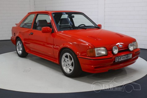 Ford Escort RS Turbo for sale