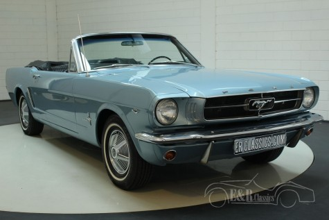 Ford Mustang cabriolet 1965  for sale