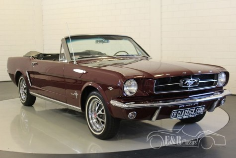 Ford Mustang 1964-1/2 Cabriolet  for sale