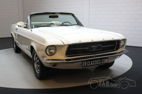 Ford Mustang V8 Cabriolet 1967  for sale