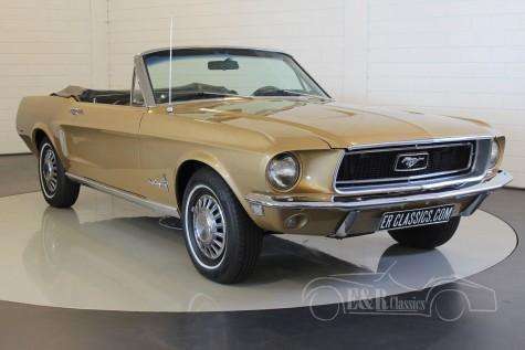Ford Mustang Cabriolet V8 1968  for sale