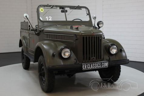 GAZ modell 69 1969 till salu