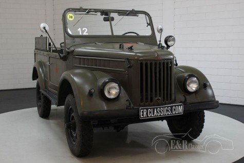 GAZ model 69 1969 for sale