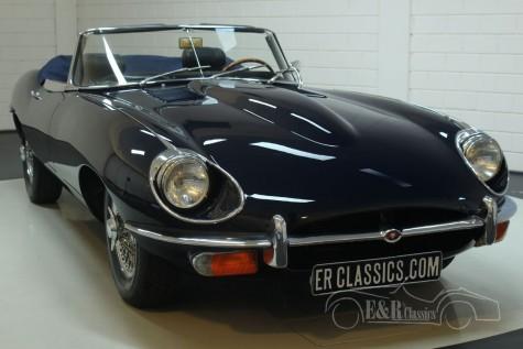 Jaguar E-Type S2 Cabriolet 1969  for sale