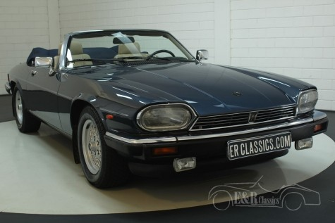 Jaguar XJS cabriolet 1992 for sale