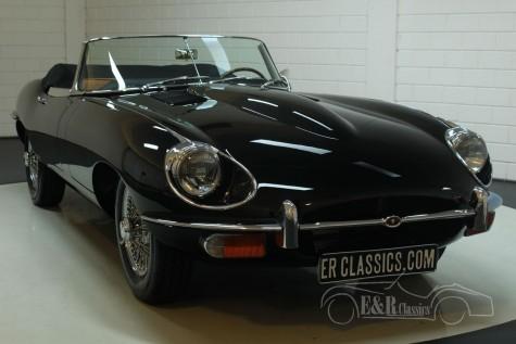 Jaguar E-Type S2 cabriolet 1969 till salu