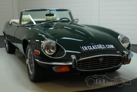 Jaguar E-Type S3 1972  for sale