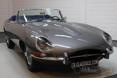 Jaguar E-Type S1 Cabriolet 1965 for sale