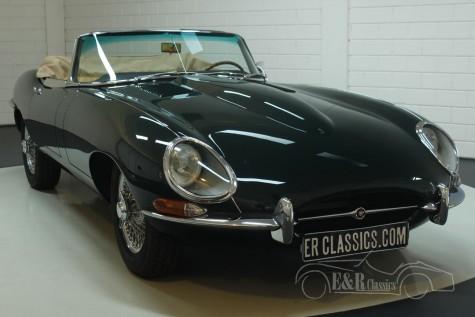 Jaguar E-Type S1 cabriolet 1966  for sale