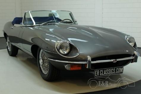 Jaguar E-Type Series 2 cabriolet 1968 for sale