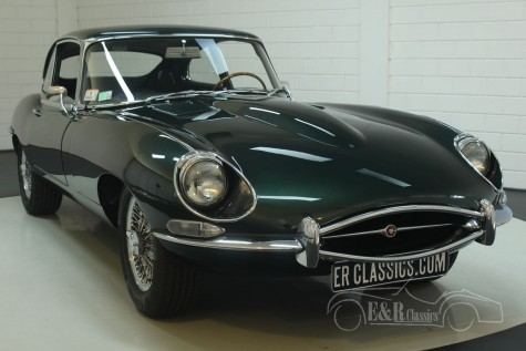 Jaguar E-Type S1.5 2+2 1969  for sale