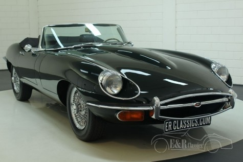 Jaguar E-Type S2 1970  for sale