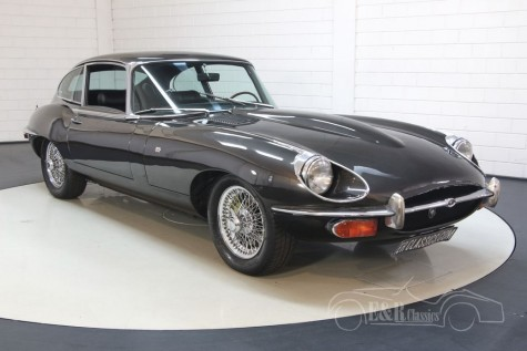Jaguar E-Type na prodej