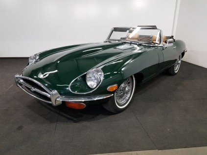 Jaguar E-type Series 2 Convertible 1970 for sale