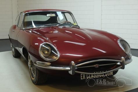Jaguar E-Type S1 FHC 1967 for sale