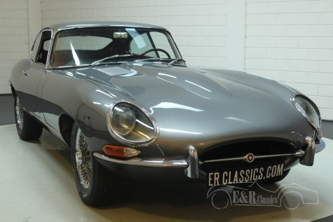 Jaguar E-type S1 Coupe 1961 para la venta