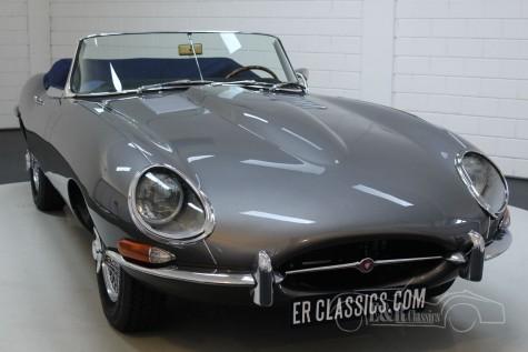 Jaguar E-type S1 3.8 Cabriolet 1964 till salu