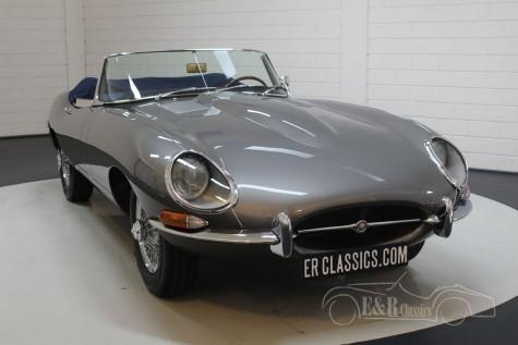 Prodej Jaguar E-typ S1 Cabriolet 1967