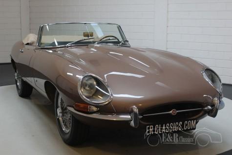 Jaguar E-typ řady 1 kabriolet 1961 na prodej
