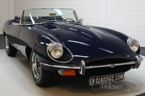 Jaguar E-Type系列2 Cabriolet 1970出售
