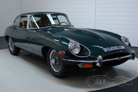 Venda Jaguar E-type Series 2 cupê