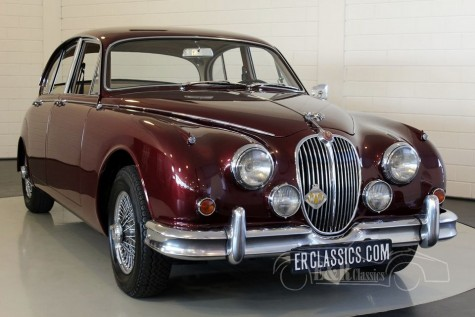 Jaguar MK2 Saloon 1963  for sale