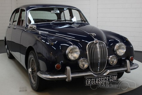 jaguar MK2 2.4 Berlina 1968 in vendita
