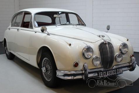 Jaguar MK2 3.8 1961 till salu
