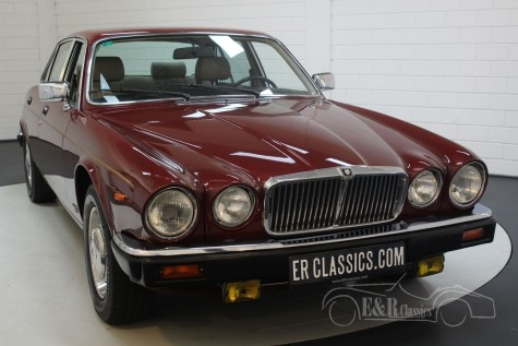 Jaguar XJ6 4.2 Sovereign 1986 till salu