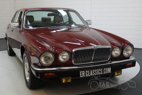 Jaguar XJ6 4.2 Sovereign 1986 de vânzare