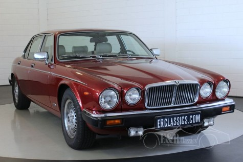 Jaguar XJ12 Sovereign 1984 for sale