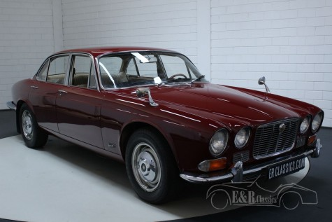 販売ジャガーXJ6 1969